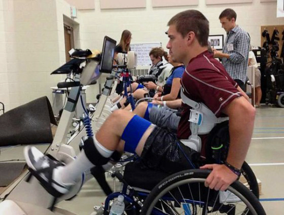 Verdict Videos - Wheelchair rehab